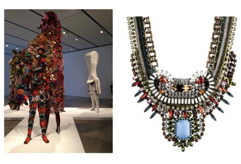 Assemblage Art & Jewelry